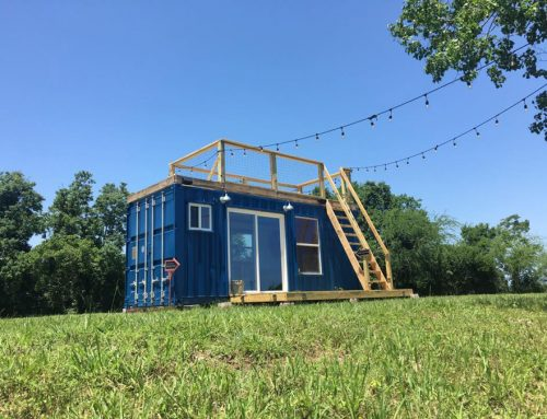 Backcountry Container House