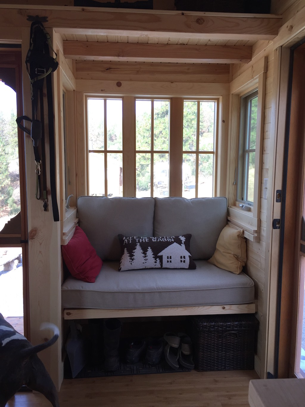 The guinn tiny house swoon for Cypress house