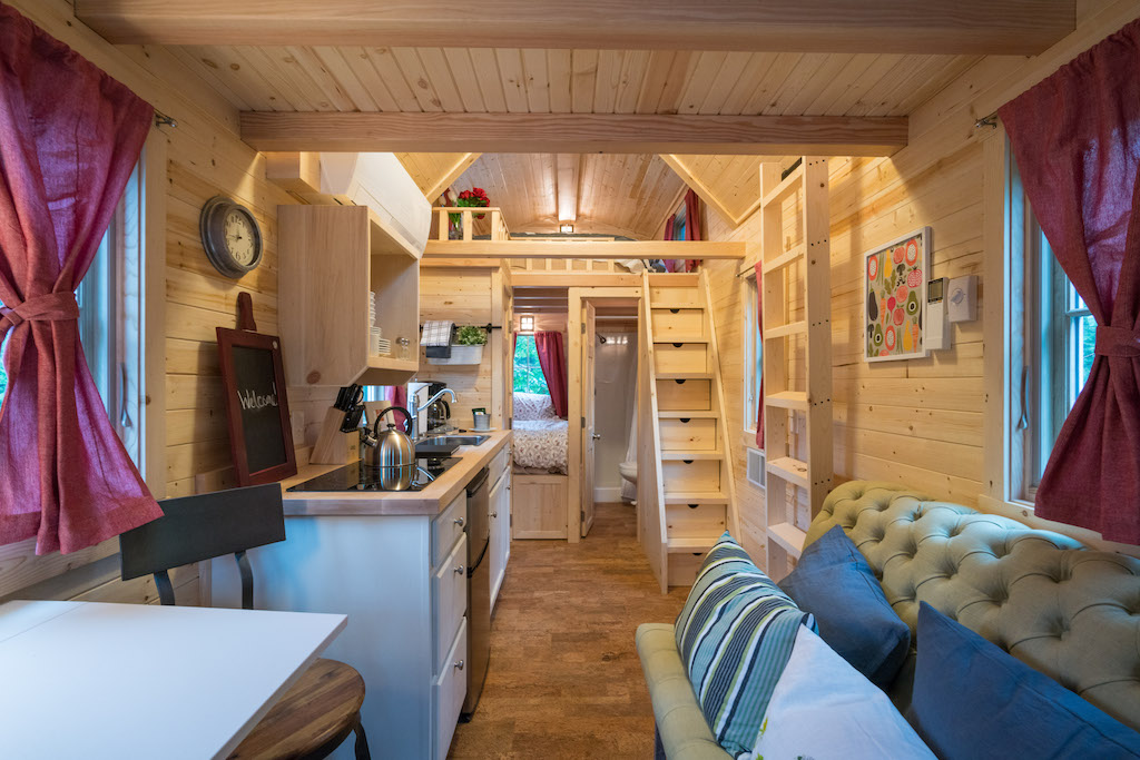 Scarlett Tiny House Swoon,Rent A Home Away From Home