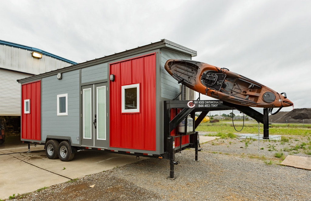 Nooga Tiny House Swoon