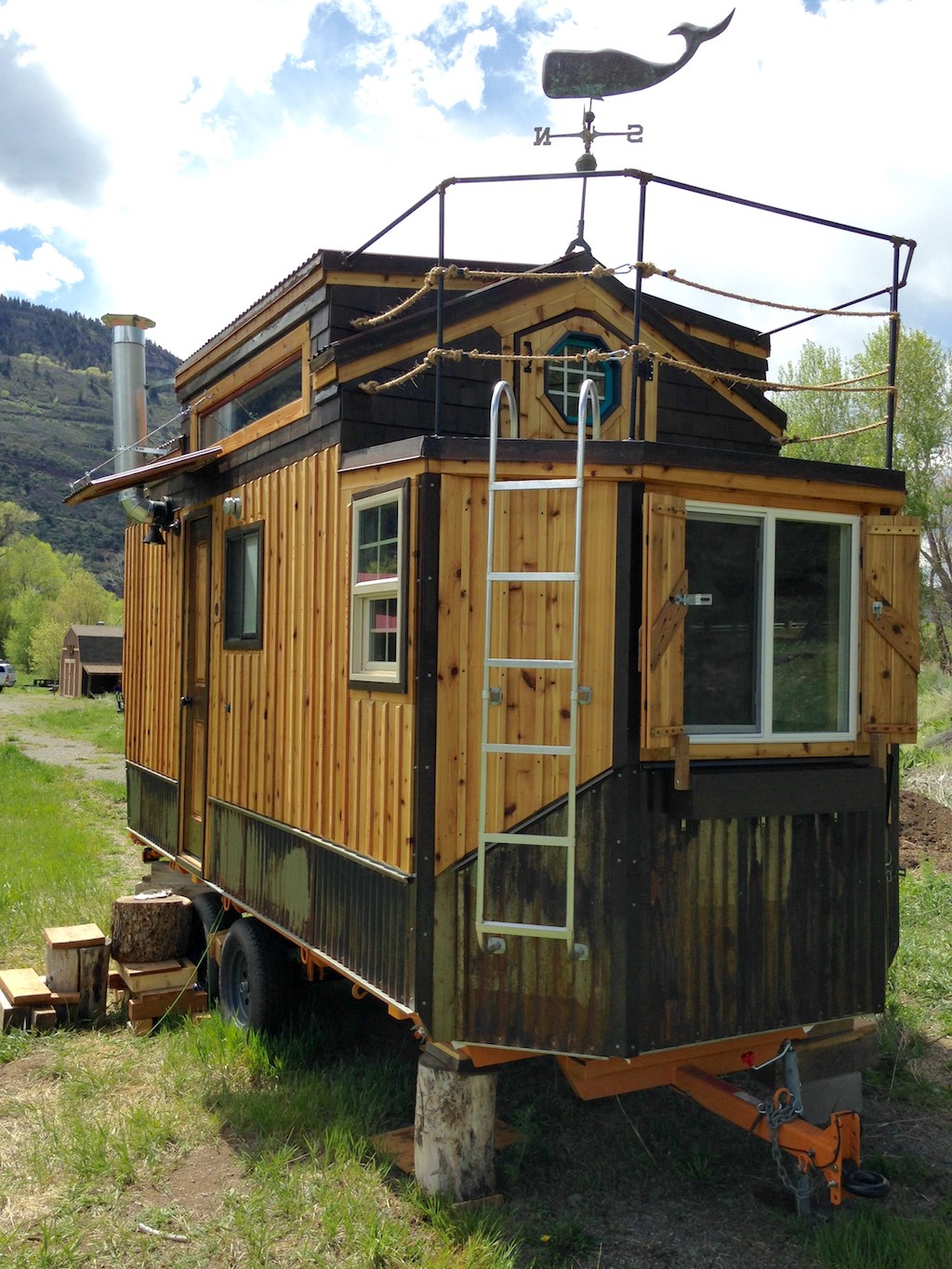 Ridgway Tiny House Tiny House Swoon
