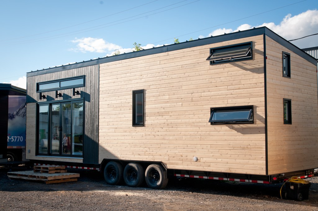 Le ch ne tiny house swoon for Minimaliste houses