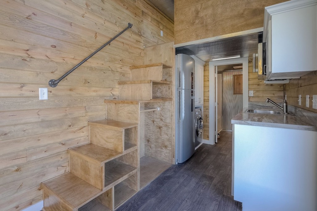 Container Home With Porch Tiny House Swoon