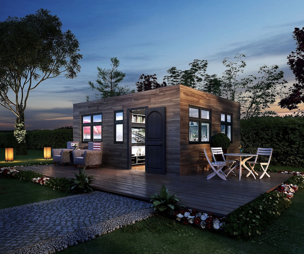 Container home albama tiny house swoon for The new small house