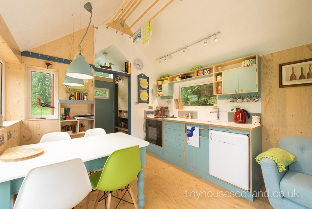 Nesthouse Tiny House Swoon