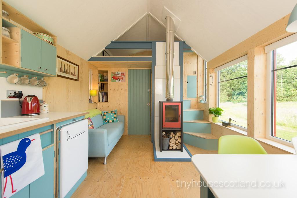 NestHouse U2013 Tiny House Swoon