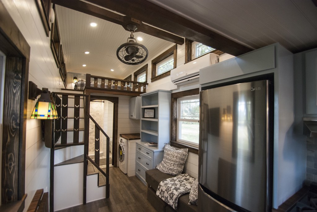 Tiny luxury tiny house swoon for High end tiny house