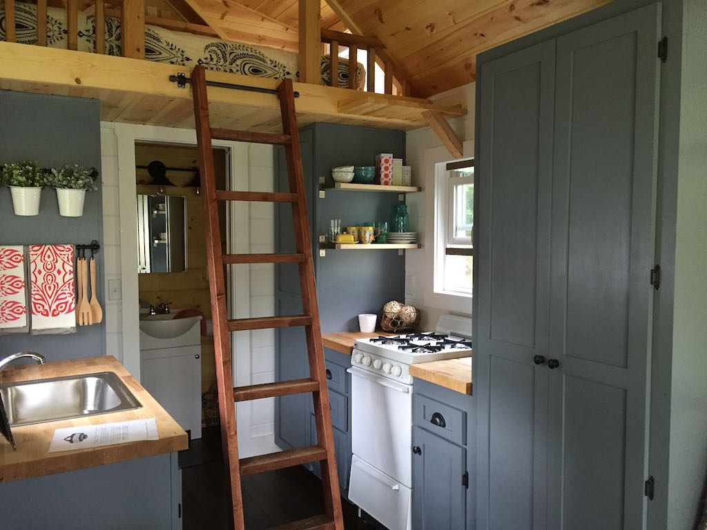 The Wanigan Tiny House Swoon