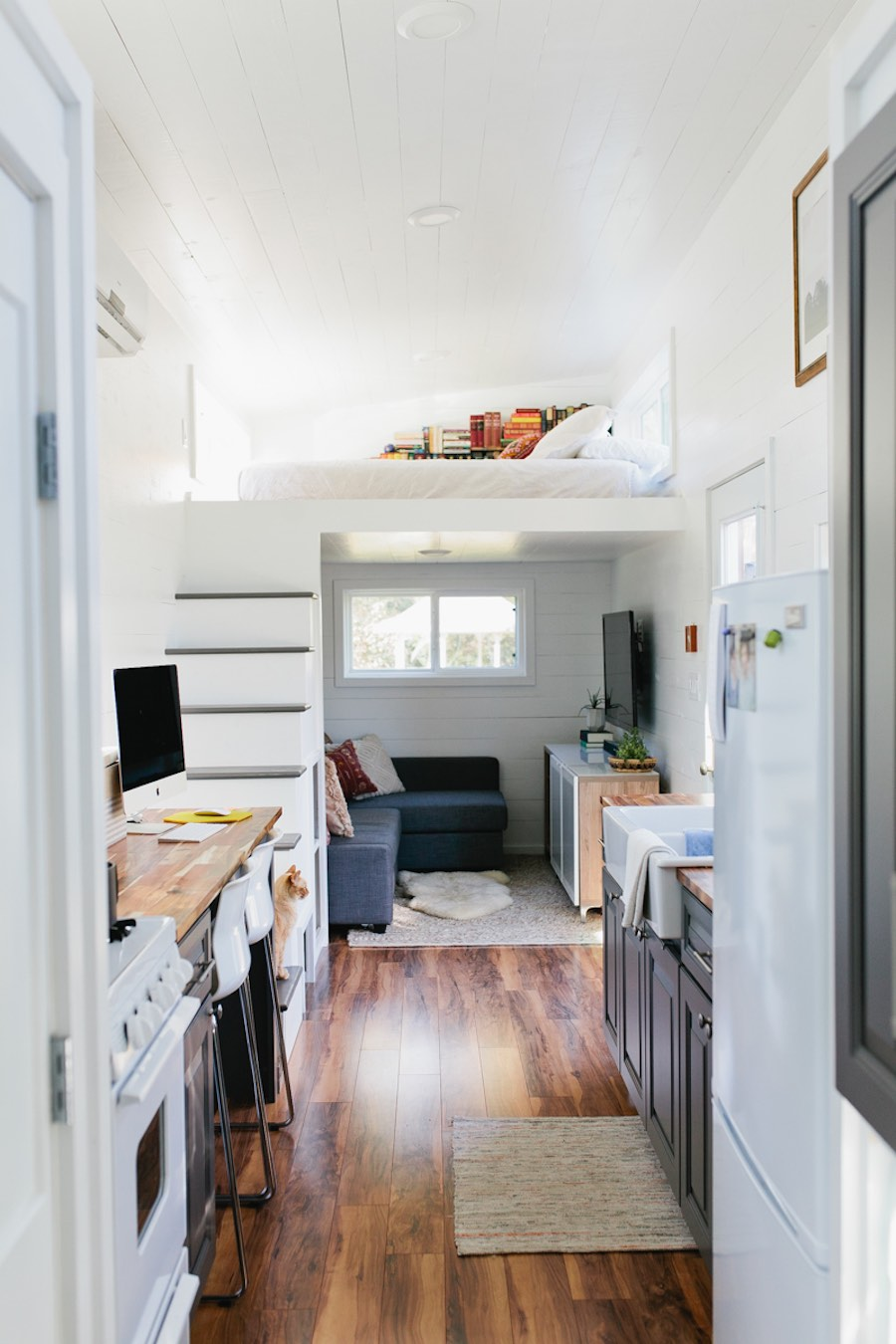Golden Tiny House Swoon