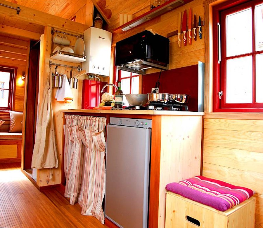 Milvus 560 – Tiny House Swoon