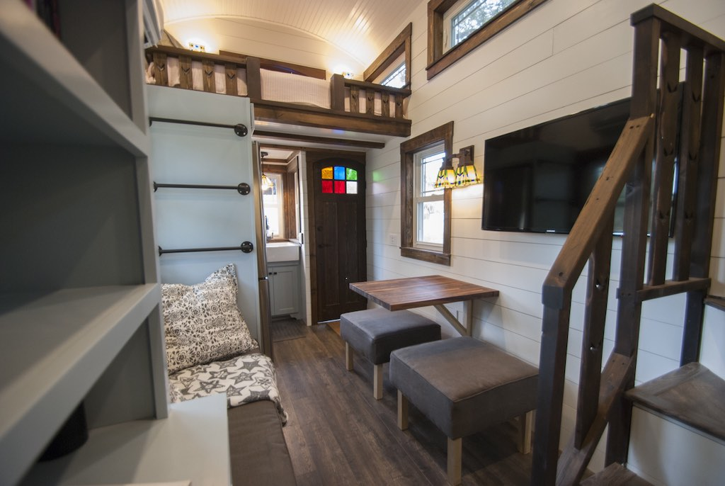 Luxury tiny home tiny house swoon for High end tiny house