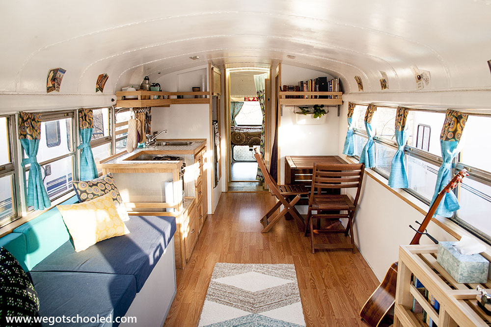 We Got Schooled Tiny House Swoon