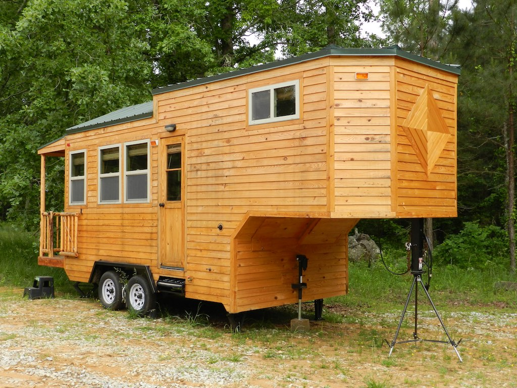 Mississippi Gooseneck Tiny House Swoon