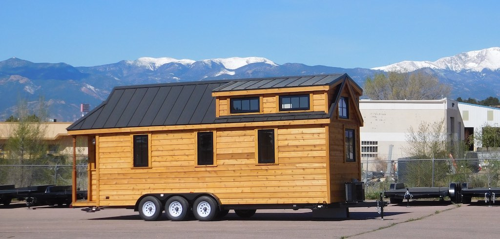 tumbleweed cypress equator - House On Wheels