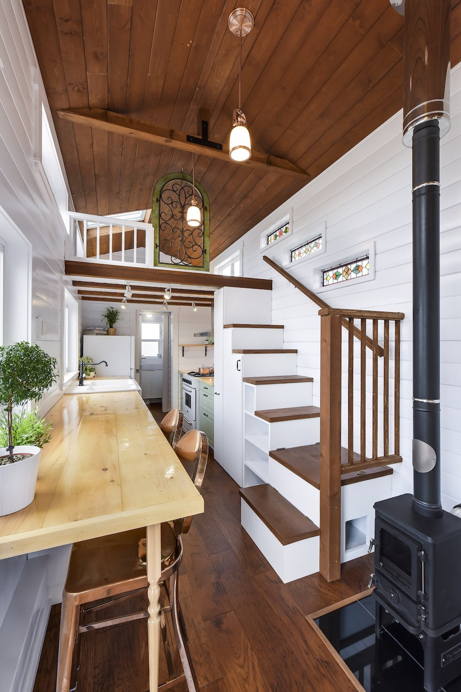 Great Canadian Tiny House Tiny House Swoon