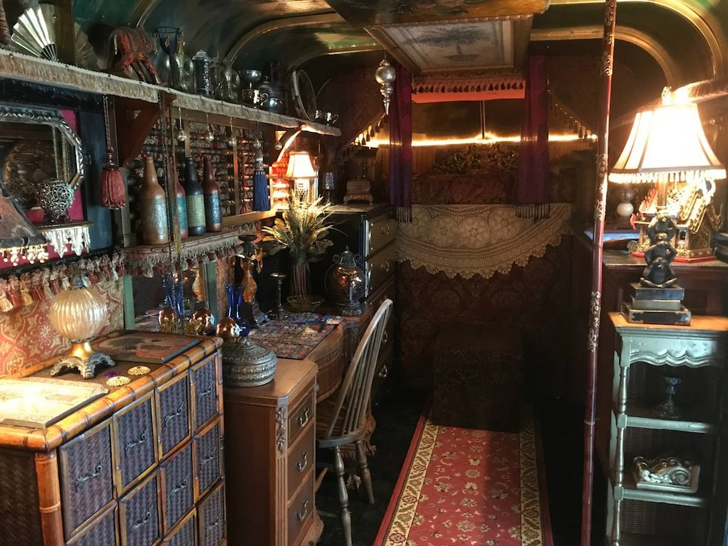 Converted Horse Trailer Tiny House Swoon