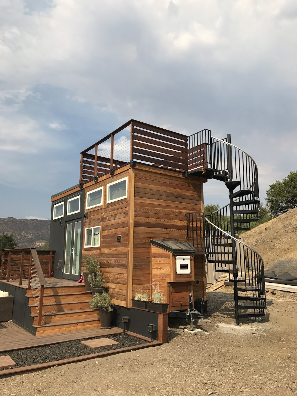 Tiny house of zen tiny house swoon for Ome images