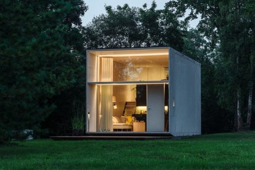 Koda - Incredible and Elegant Tiny House