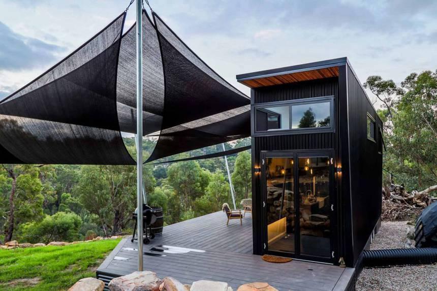 Modern Tiny House in Australia